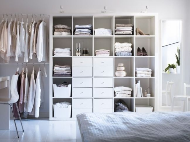 Hoe Slaapkamer Decoreren : 15 Manieren Decoreren: De Ikea Expedit ...