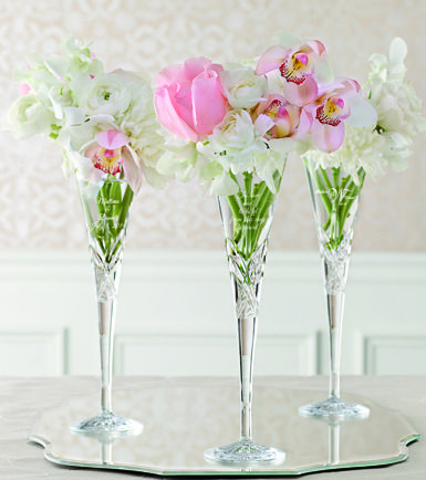 Romantic centerpieces to keep forever