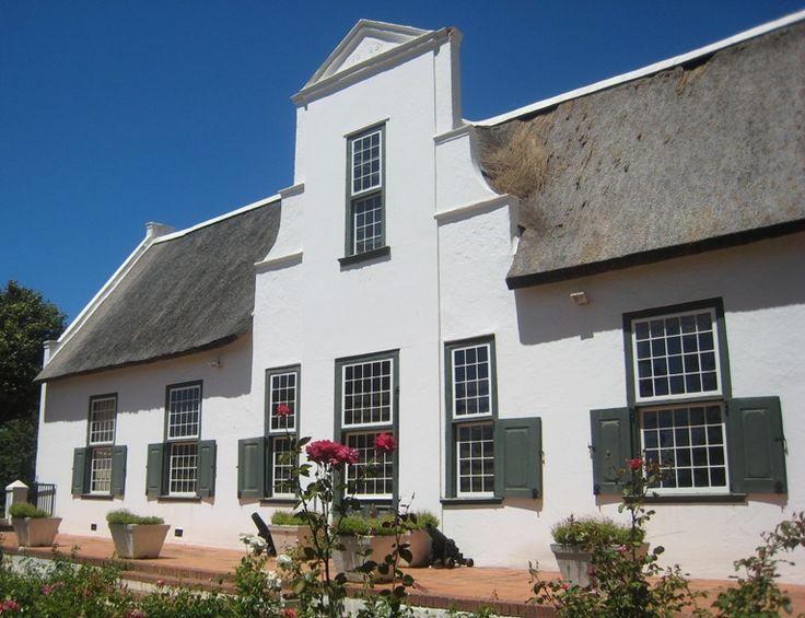 <b>klein</b> <b>constantia</b> | Cape Dutch Architecture | Pinterest