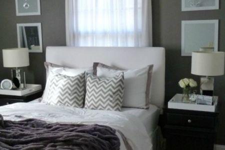 beautiful gray bedroom | grays | pinterest