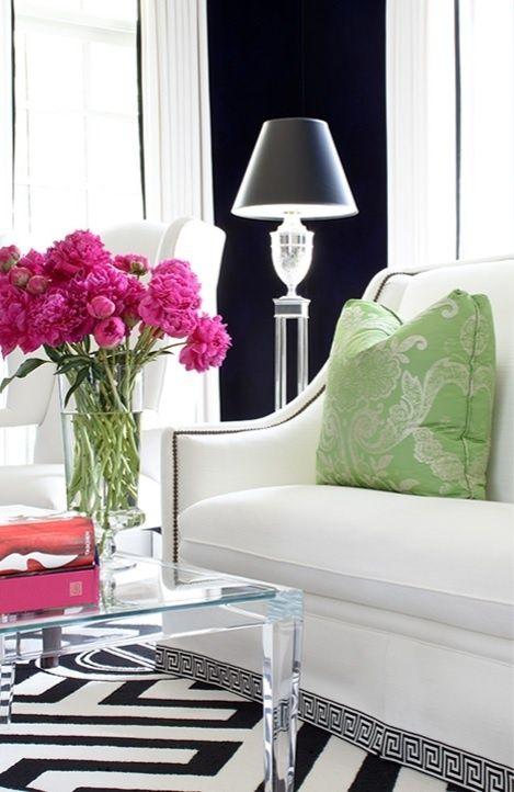 La Maison Gray - Interiors ....pretty corner