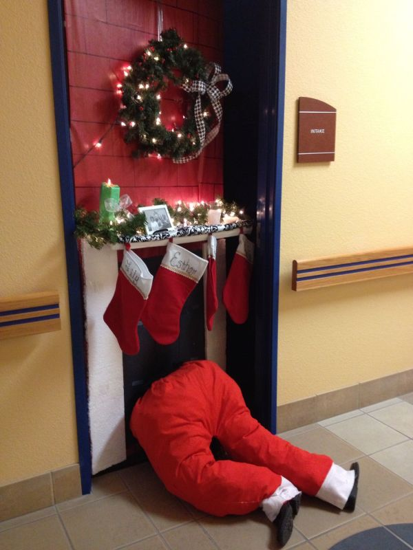 Permalink to christmas door decorating contest pictures 2016