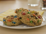 Monster Cookies that