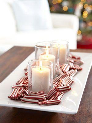 Pinspiration   Holiday Centerpiece Ideas