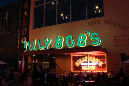 billy bob restaurant