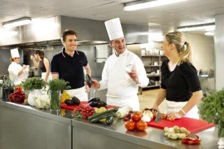 cours de cuisine au hyatt