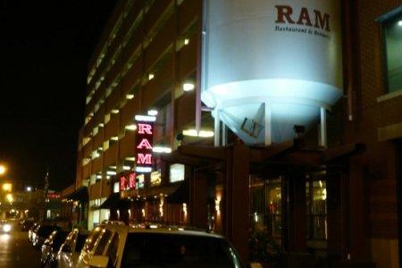 ram restaurant brewery