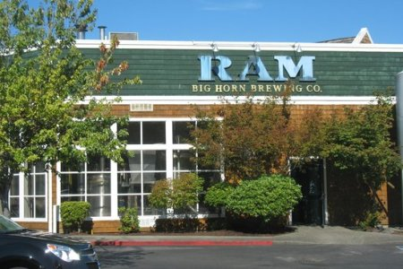 the ram restaurant brewery