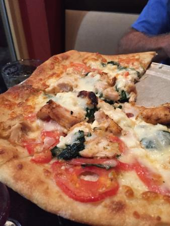 Greek pizza   Picture of Tremonte Pizzeria  Lowell   TripAdvisor Tremonte Pizzeria  Greek pizza