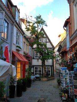 Billede af Schnoor Viertel