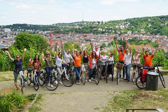 Stuttgart by Bike   2018 All You Need to Know Before You Go  with     Stuttgart by Bike   2018 All You Need to Know Before You Go  with Photos     Stuttgart  Germany   TripAdvisor