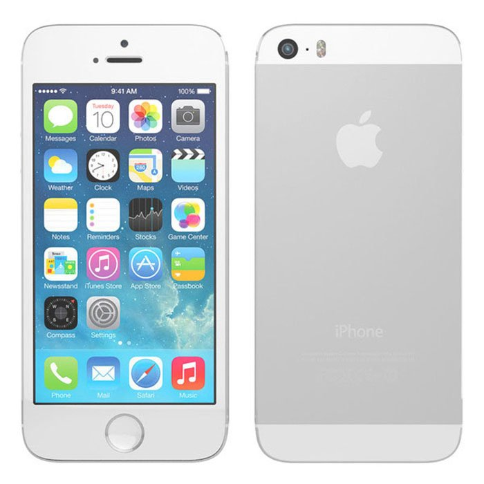 sim free apple iphone 5s 16gb mobile phone silver331 1246