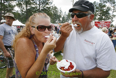 Baldwin County Strawberry Festival 2012