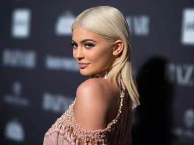Kylie Jenner Shows Off the Butterfly Themed Decor in Daughter     Kylie Jenner Shows Off the Butterfly Themed Decor in Daughter Stormi s  Nursery
