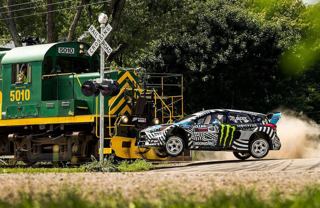 Gymkhana Nine: Ken Block torna con la Ford Focus RS