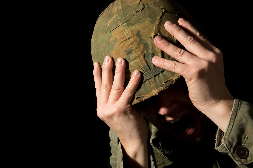 Hjärnskador snarare än psykologiska orsaker bakom PTSD