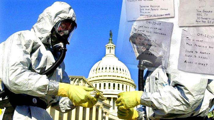 Amerithrax: The Anthrax Attacks in America