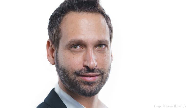 David Kashak, founder and CEO of Connatix.