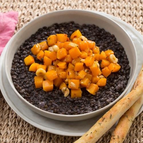 Medium Of How To Prepare Lentils