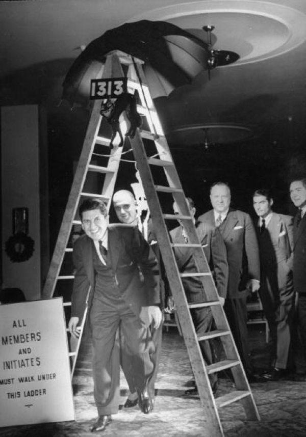 Anti Superstition 1940D