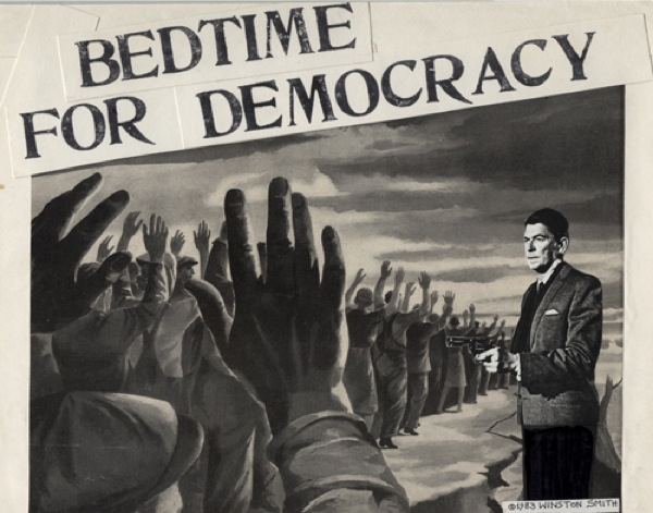 Bedtime Democracy Reag 50