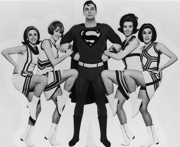 SUPERMAN cast phA