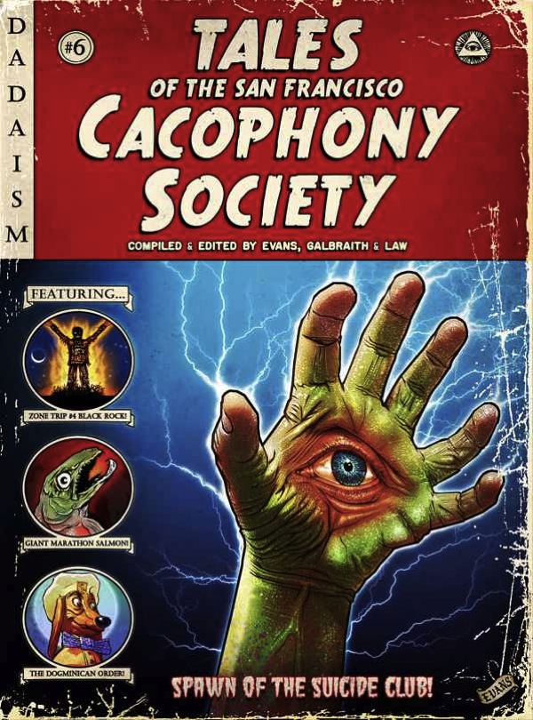 Cacophony LG Tales Book Cover