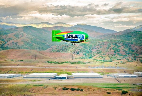 Photo: Greenpeace.