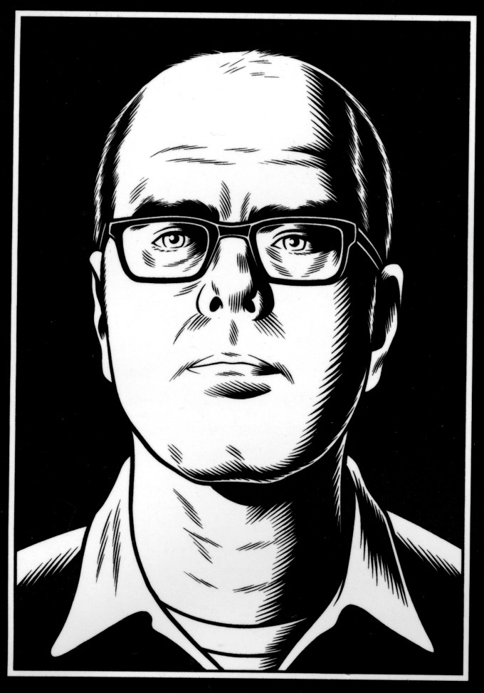 Portrait_Charles Burns