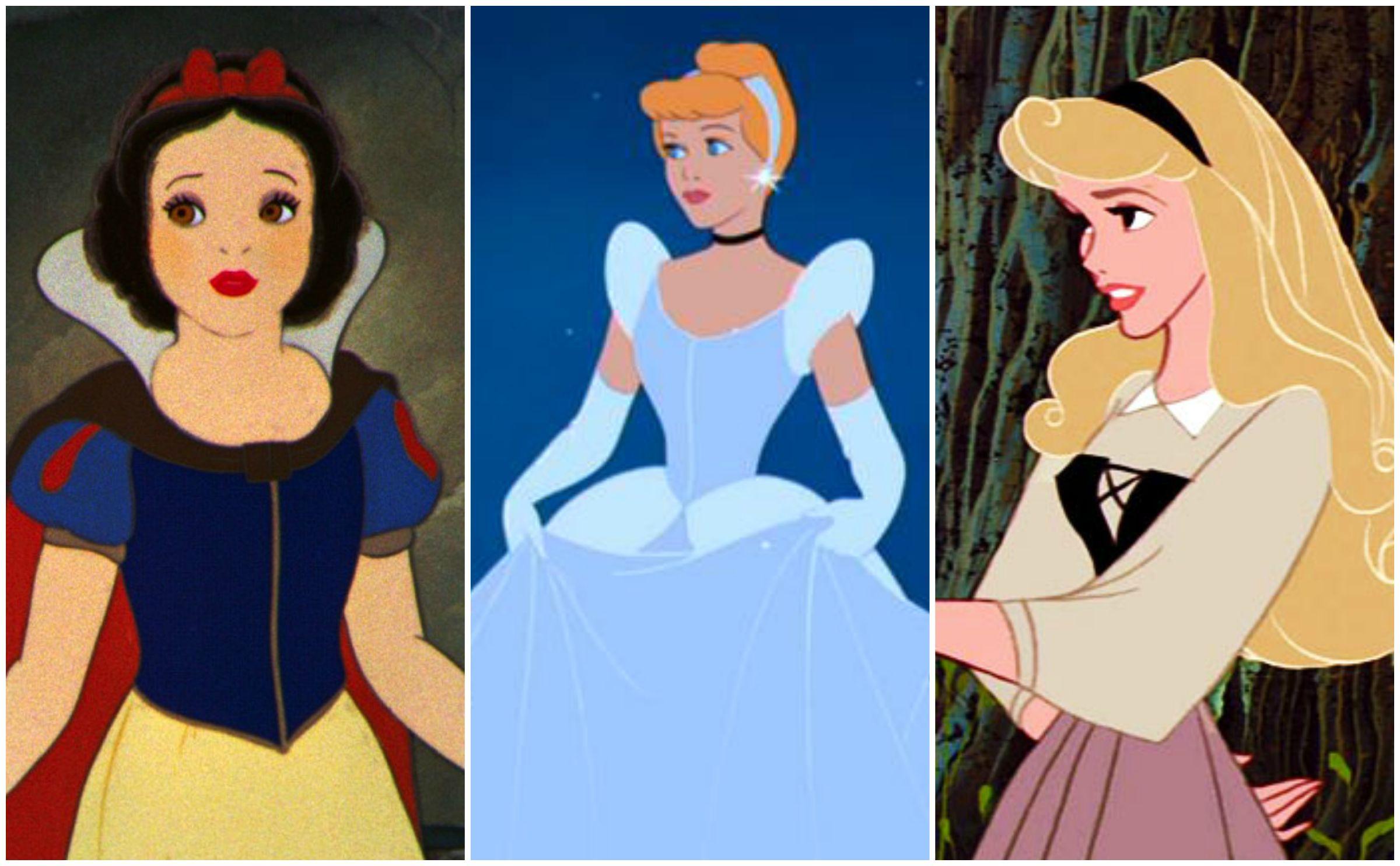 Classic Princesses
