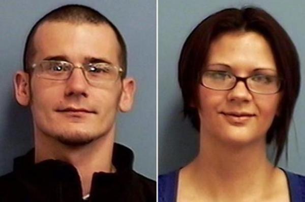 Amber Watford, 28, of Big Lake Alaska, and Joshua Watford, 38.