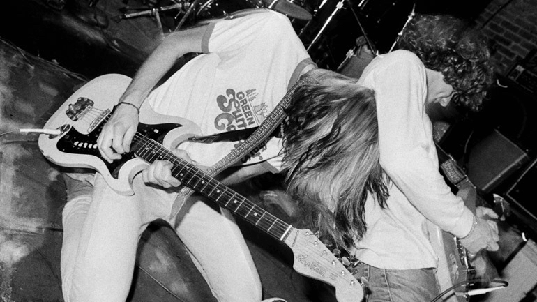 Mudhoney - Touch Me, I'm Sick (Demo)