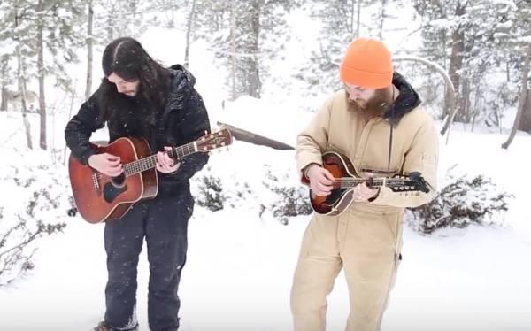 snow singing