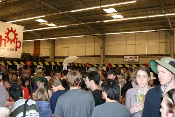 Image: Maker Faire 2012 Flickr/Chris