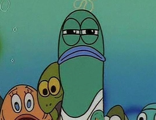Serious-fish-spongebob