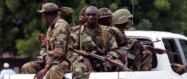 Photo: Nigerian Army solders. Amnesty.org.