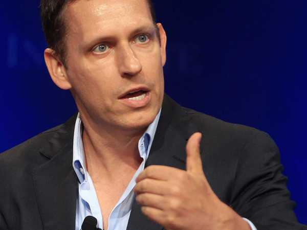 Peter Thiel [Reuters]