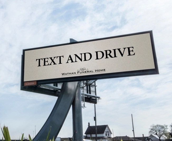 public service announcements on texting and driving Texting and driving: today's public service announcement april 24, 2018 april 24, 2018 jordan leave a comment on texting and driving: today's public service announcement courtesy of @westerncapegov and the national safety council.