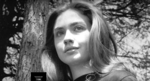 Hillary's speech