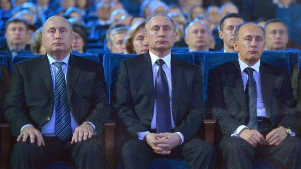 Illo: Rob Beschizza  / Photo: Kremlin.ru