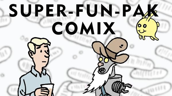 Tom the Dancing Bug 1302 sfpc121 - hillbilly robot