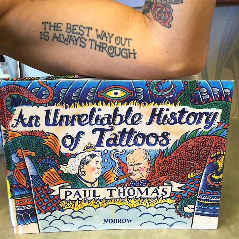 history of tattoos essay