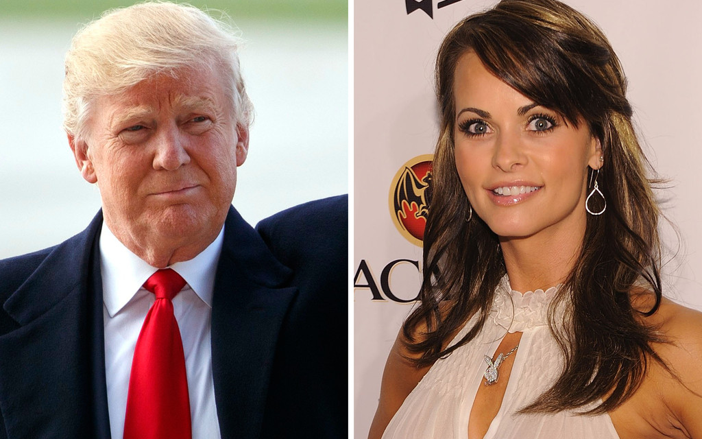 The National Enquirer Covered Up Story of Donald Trump's Extramarital Affair