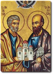 Sveti apostoli Petar i Pavle 0001