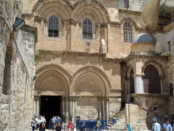 Izrael Hram na Golgoti 0002