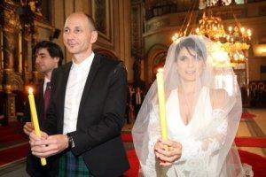 venčanje protestanta u Sabornom hramu u Bg 1