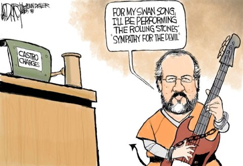 Jeff Darcy - The Cleveland Plain Dealer - Ariel Castro swan song - English - Ariel Castro, Cleveland Kidnapping