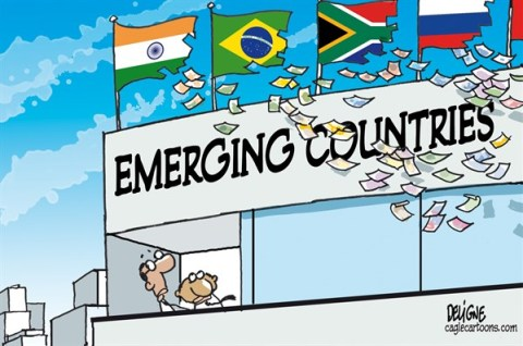 Frederick Deligne - Nice-Matin, France - Emerging Countries - English - economy,emerging,brasil,africa,india,russia,china,money