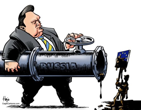 Hajo de Reijger - The Netherlands - Yanukovych - English - Yanukovich, Yanukovych, Ukraine, Kiev, Russia, Europe, EU, oil, protests, demonstrations, political crisis,