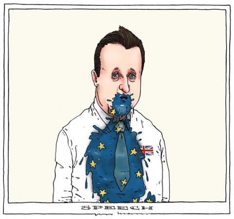 Joep Bertrams - The Netherlands - speech - English - europe, uk, cameron